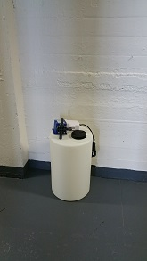 220v Chemical Feed/Chlorine Injection Pump w/Tank