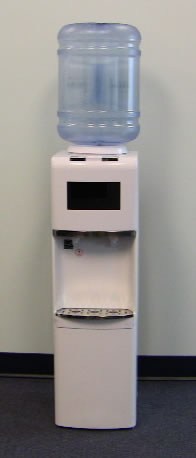 WaterFiltersOfAmerica Bottled Water Cooler